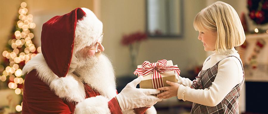 这份圣诞礼品太暖心了